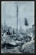 Postkaart / Postcard / Puurs / Used / Een Steenschip Tot Klein-Mechelen / Ed. SBP No 7 / Barté-D'Hooghe / 1903 - Puurs