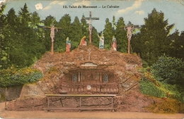 12. Salut De MORESNET - Le Calvaire. Edit. Desaix, Paris - Plombières