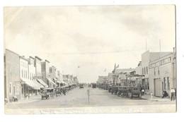 SCOBEY (Etats Unis) Rue Commerces Automobiles - United States