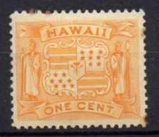 HAWAII ( POSTE ) : Y&T  N°  63  TIMBRE  NEUF  AVEC  TRACE  DE  CHARNIERE . - Hawaii