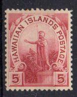 HAWAII ( POSTE ) : Y&T  N°  65  TIMBRE  NEUF  AVEC  TRACE  DE  CHARNIERE . - Hawaii
