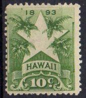 HAWAII ( POSTE ) : Y&T  N°  66  TIMBRE  NEUF  AVEC  TRACE  DE  CHARNIERE . - Hawaii