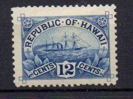 HAWAII ( POSTE ) : Y&T  N°  67  TIMBRE  NEUF  AVEC  TRACE  DE  CHARNIERE . - Hawaii