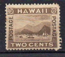 HAWAII ( POSTE ) : Y&T  N°  64  TIMBRE  NEUF  AVEC  TRACE  DE  CHARNIERE . - Hawaii