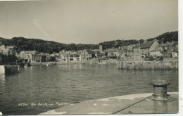 CORNWALL - PADSTOW - THE HARBOUR RP  Co551 - England