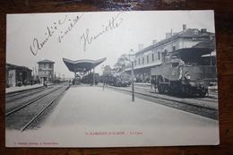 St Rambert D'Albon - La Gare - France