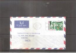 Lettre De Maurice Vers La France 1971 (à Voir) - Maurice (1968-...)