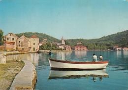 Dubrovnik O Sipan , Sipanjska Luka 1973 - Croatie
