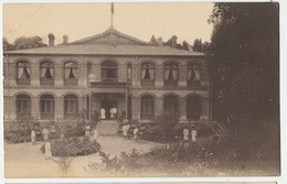 Real Photo The Sontag Hotel Seoul Formerly Imperial Household  J. Boher Proprietor - Korea, South
