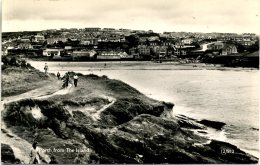 CORNWALL - PORTH FROM THE ISLAND RP Co75 - Other