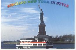 ETATS UNIS NEW YORK - Statue De La Liberté