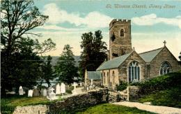 CORNWALL - ST WINNOW CHURCH RP Co629 - England
