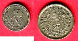 5 CENTAVOS   ('KM 255) TB+ 4 - Guatemala