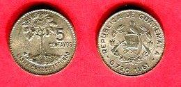 5 CENTAVOS   ('KM 261) TB+ 4 - Guatemala