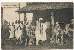 Nord Cameroun Art Bamoun ( Foumban ) Fetichisme Fetiches Edit Georges Goethe - Africa