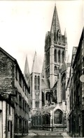CORNWALL - TRURO - CATHEDRAL FROM ST MARY'S STREET RP Co459 - Other