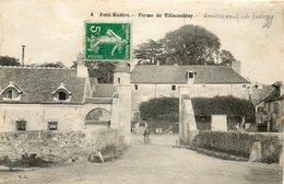 CPA - Environs De VELIZY-VILLACOUBLAY (78) PETIT-BICÊTRE - Aspect De La Ferme En 1911 - Frankreich