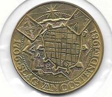50 OOSTENDSE FLORIJN  1981 OOSTENDE - Jetons De Communes