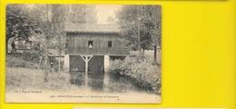 LENCOUACQ Rare Le Moulin Sur La Gouinaire (Dupouy) Landes (40) - Sonstige Gemeinden