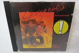 "CD ""Ry Cooder"" Crossroads, Original Motion Picture Soundtrack - Soundtracks, Film Music"