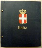 Italië/Italy/Italia Collection 1946-1990 In Davo Binder Used/gebruikt/oblitere - Collections (en Albums)