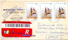 ARGRNTINA AIR MAIL  Registred Mail 1997 (SET180231) - Posta Aerea