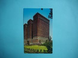 BUFFALO   -  The Statler HILTON  -  New York  -  Etats Unis - Buffalo