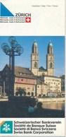 Schweiz Zürich Stadtplan Schweizerischer Bankenverein - Paris