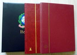 Italië/Italy/Italia Collection 1945-2005 In Davo Binder+2 Stockbooks Used/gebruikt/oblitere - Timbres
