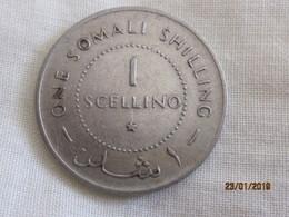 Somalia: 1 Shilling 1967 - Somalie