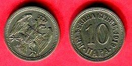 10 PARA ( Y 15) TB+ 6 - Serbia