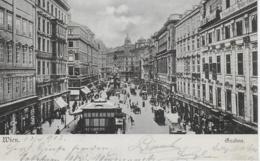 AK 0048  Wien - Graben / Verlag B.K.W.I. Um 1903 - Wien Mitte