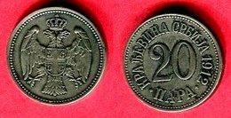 20 PARA ( Y 16) TB+ 5 - Serbie