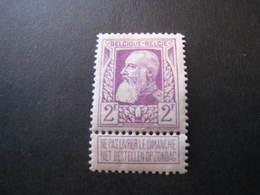 80* Grosse Barbe - Vendu à Moins De 20% De Sa Valeur Catalogue (120,00) - 1905 Thick Beard
