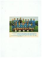 FOOTBALL EQUIPE DE FRANCE SAISON 1973 1974 - Habillement, Souvenirs & Autres