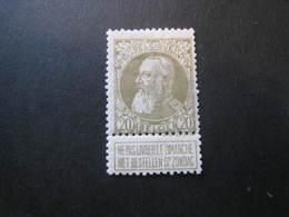 75** Grosse Barbe - Vendu à 20% De Sa Valeur Catalogue (135,00) - 1905 Grosse Barbe