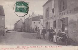 Méry Sur Marne  Place Du Bureau De Tabac  PRIX FIXE - Unclassified