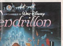 AFFICHE / POSTER CENDRILLON - WALT DISNEY - MICKEY CLUB DU LIVRE - Posters