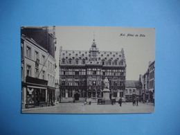 HAL  -  HALLE  -  Hôtel De Ville  -  Belgique - Halle