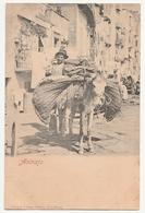 Cartolina - Postcard / Non Viaggiata - Unsent / Costumi Napoletani - Asinajo - Costumi