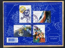 19. Juni 2008 Europäische Projekte Michel Block 95 Gestempelt  Siehe Scan - Blocks & Kleinbögen