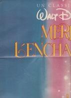 AFFICHE / POSTER MERLIN L'ENCHANTEUR - WALT DISNEY - MICKEY CLUB DU LIVRE - Posters