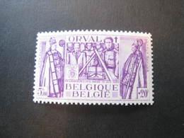 373**  Deuxième Orval - Bien Centré Vendu à 15 %de Sa Valeur Catalogue (245,00) - Belgium