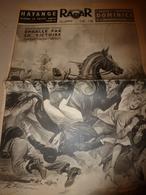1952 RADAR: Course-folie FLEUR-de-MAI;Explosion à Marseille;Quang-Khê,Indochine;Pierre-St-Martin;Farnborough;Hayange;etc - Zeitungen