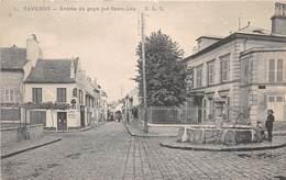 TAVERNY - Entrée Du Pays Par Saint-Leu - Taverny