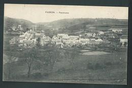 FAIRON. (Hamoir) Panorama Du Village. Voyagée. 2 Scans. - Hamoir