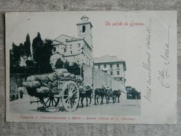 GENOVA CIRCONVALLAZIONE A MARE  ANTICA CHIESA DI S. GIACOMO - Genova (Genoa)