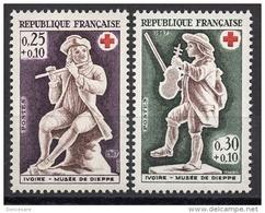 FRANCE 1967 -  SERIE Y.T. N° 1540 Et 1541 - 2 TP NEUFS** - France