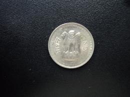 INDE : 25 PAISA    1987 (H)   KM 49.1     TTB / SUP - India