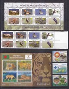 Bangladesh 2013 Complete Year Pack Full Collection All MNH Stamp Miniature Sheet - Bangladesh